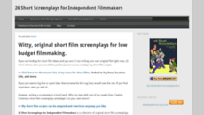 26screenplays.com