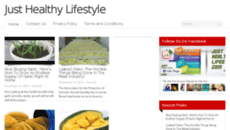 justhealthylifestyle.com