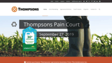 thompsonslimited.com