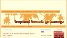 tropicalbeachgetaways.com