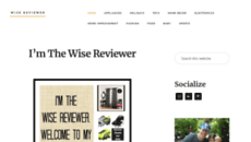 wisereviewer.com