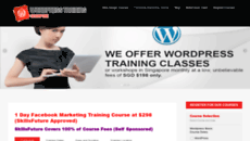 wordpresstraining.com.sg